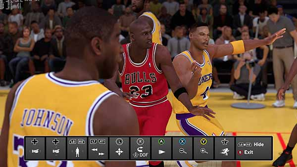 nba 2k19  Screen