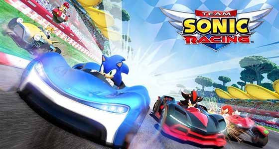 Team Sonic Racing PC Download