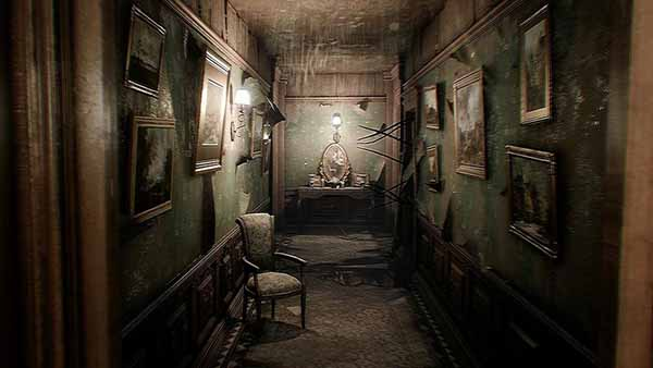 The Conjuring House Screen 2