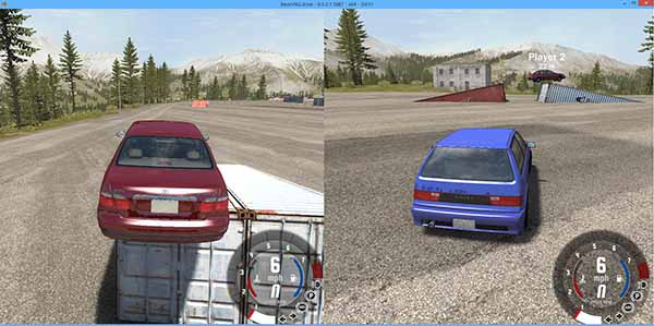 BeamNG drive Screen 1