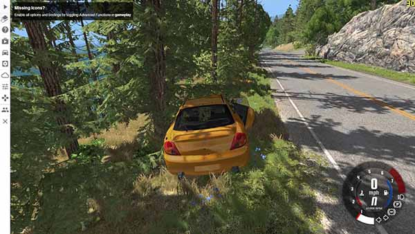 BeamNG drive Screen 2