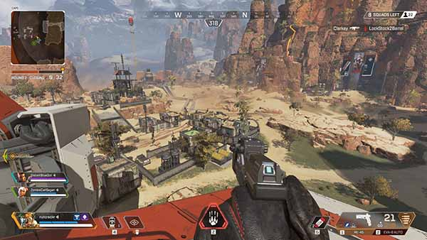 Apex Legends Screen