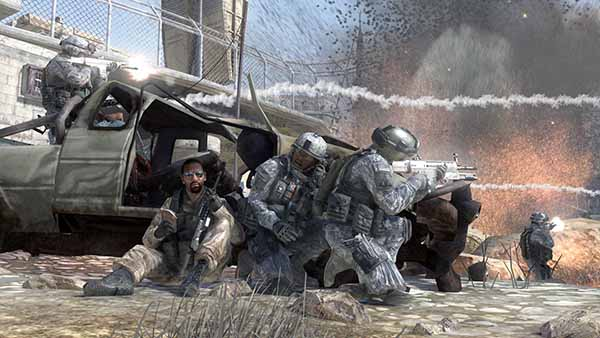 Call of Duty Modern Warfare 4 Free