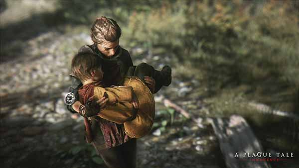 A Plague Tale Innocence Screen