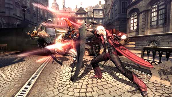 Devil May Cry 4 Special Edition Download