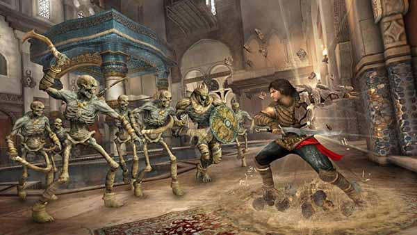 Prince of Persia The Forgotten Screen