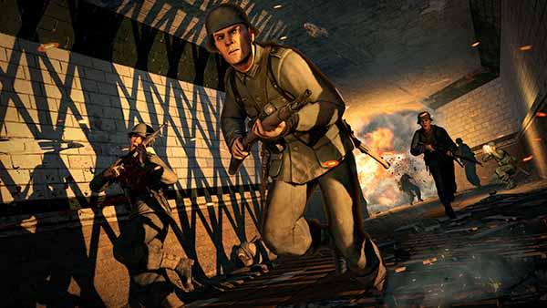 Sniper Elite V2 Remastered PC Game