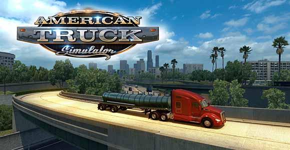 American Truck Simulator PC Game Download