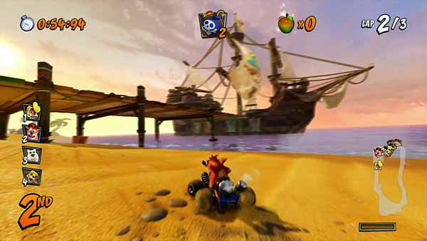 Crash Team Racing Nitro Fueled Full Version
