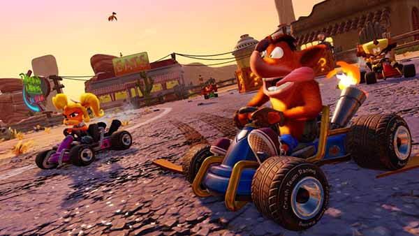 Crash Team Racing Nitro Fueled Full Game