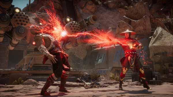 Mortal Kombat 11 Screen