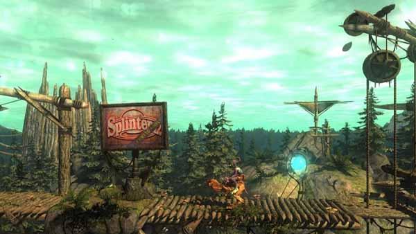 Oddworld Soulstorm For PC