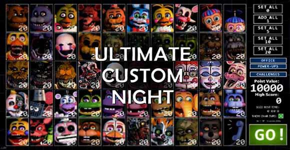 Ultimate Custom Night PC Download