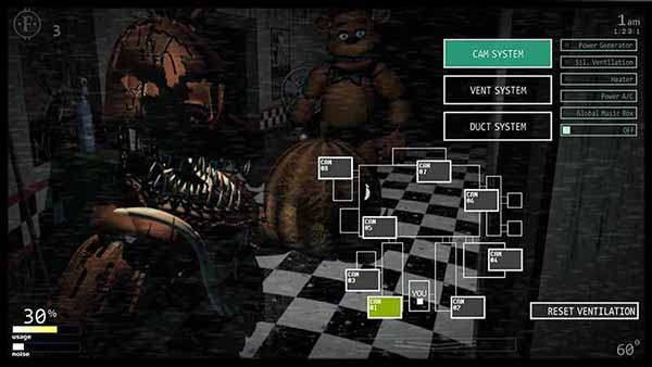 Ultimate Custom Night Games For PC