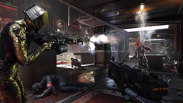 Wolfenstein Youngblood Screen