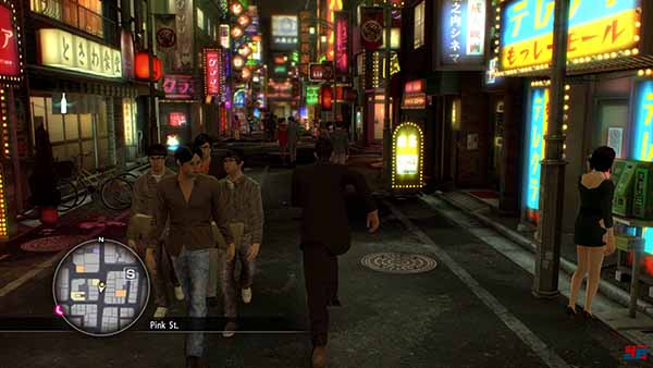 Yakuza 0 Download For PC
