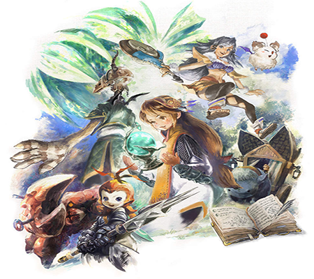 Final Fantasy Crystal Chronicles Remastered Edition For PC