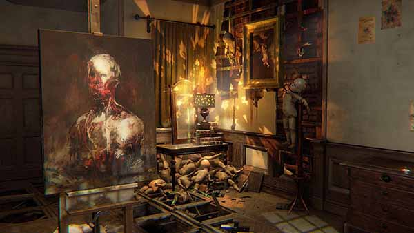 Layers of Fear 2 Screen