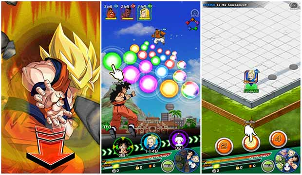 Dragon Ball Z Dokkan Battle Full Game