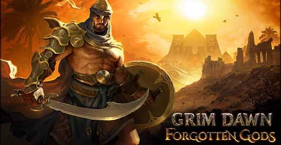 Grim Dawn Forgotten Gods PC Download