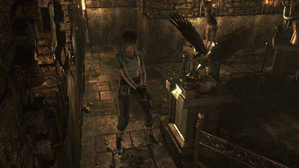 Resident Evil 0 HD For PC Download