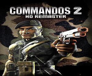 Commandos 2 HD Remaster ISO Image Download