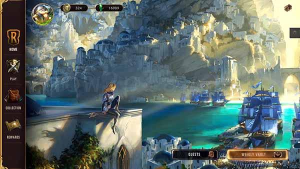 Legends of Runeterra Full Game