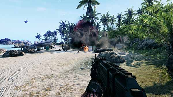 Crysis Remastered Game Download
