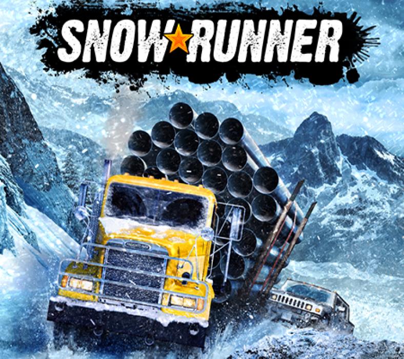 SnowRunner PC Download • Reworked Games