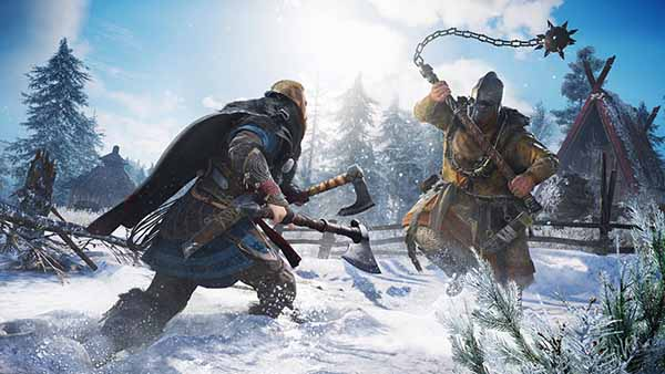 Assassins Creed Valhalla ISO Download