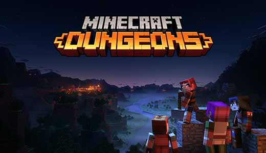 Minecraft Dungeons PC Download