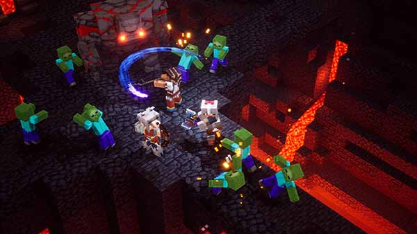 Minecraft Dungeons Download For PC