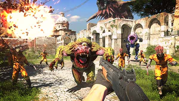 Serious Sam 4 PC Full Download