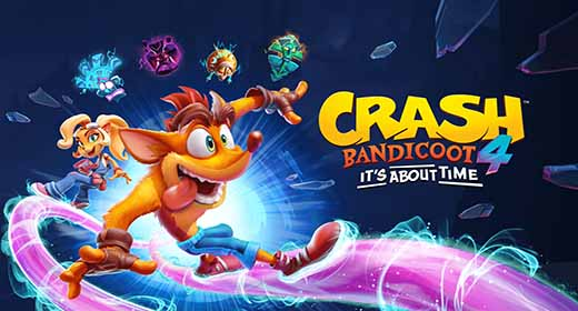 Crash Bandicoot 4 For PC Download