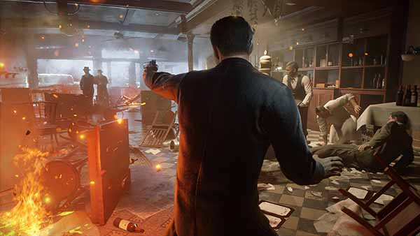 Mafia Definitive Edition PC Full