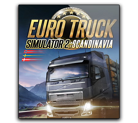 Euro Truck Simulator 2 Scandinavian Expansion Full Game