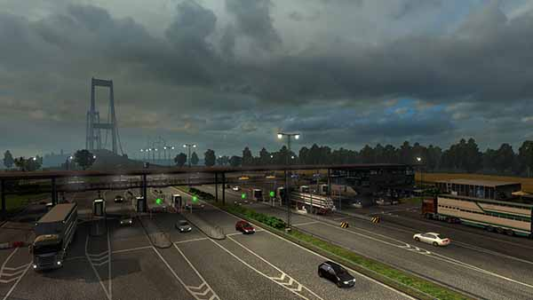 Euro Truck Simulator 2 Scandinavian Expansion Free Download