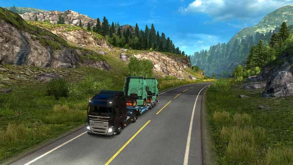 Euro Truck Simulator 2 Scandinavian Expansion Download for PC
