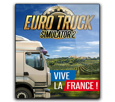 Euro Truck Simulator 2 Vive la France DLC Download