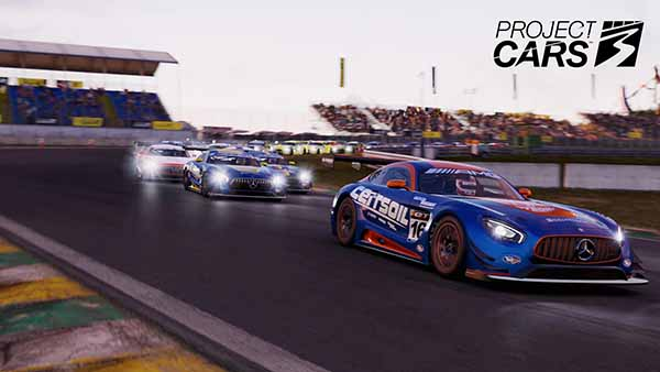 Project CARS 3 Game Installer