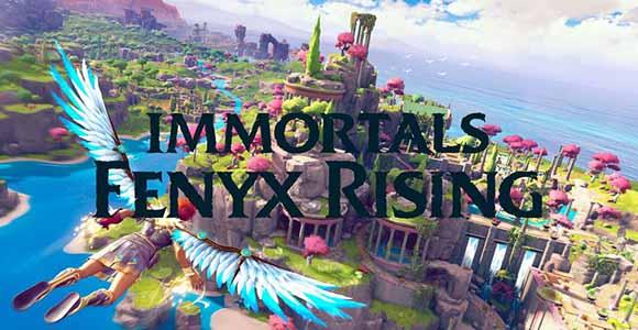 Immortals Fenyx Rising Download