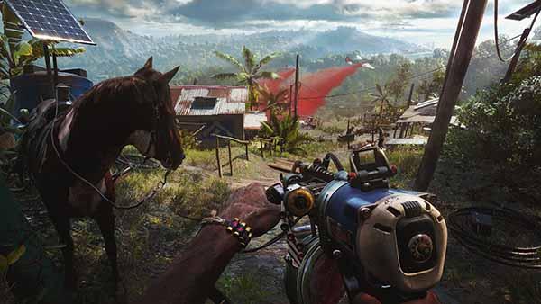 Far Cry 6 Screen