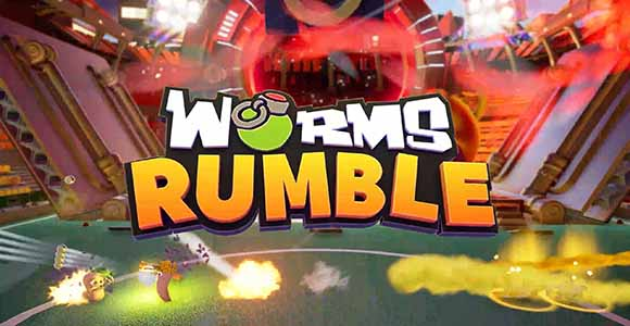 Worms Rumble Full Game