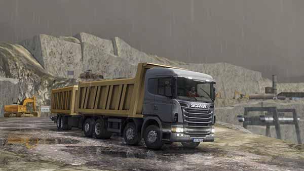 Truck & Logistics Simulator Game Download