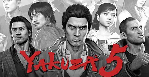 Yakuza 5 Download For PC