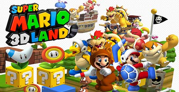 Super Mario 3D World PC Download