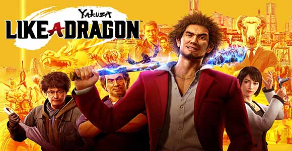 Yakuza 7 PC Download Games