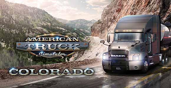 American Truck Simulator Colorado PC Download