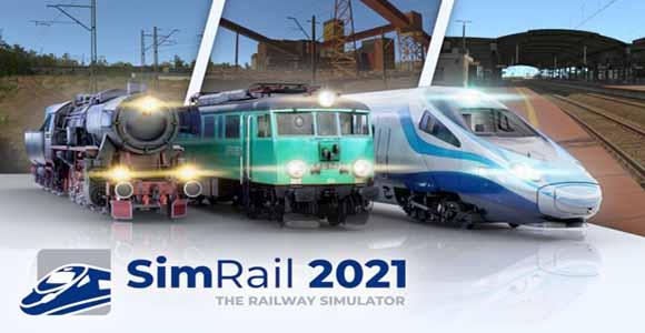 SimRail 2021 PC Download
