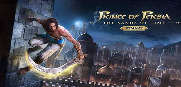 Prince of Persia The Sands of Time Remake PC Download